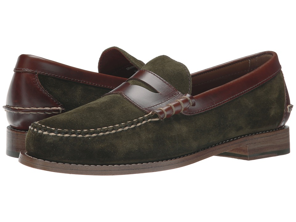 Trask - Heath (Hunter Water Resistant Suede) Men's Shoes