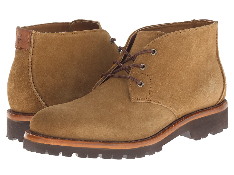 Trask - Gulch 2.0 (Whiskey Water Resistant Suede) Men's Dress Boots