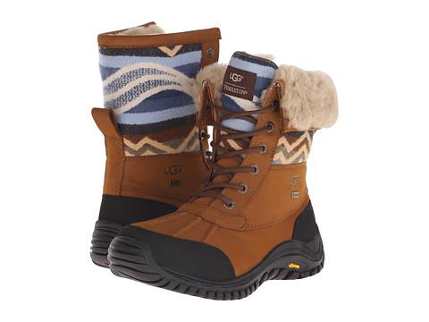UGG - Adirondack Pendleton (Chestnut) Women's Boots