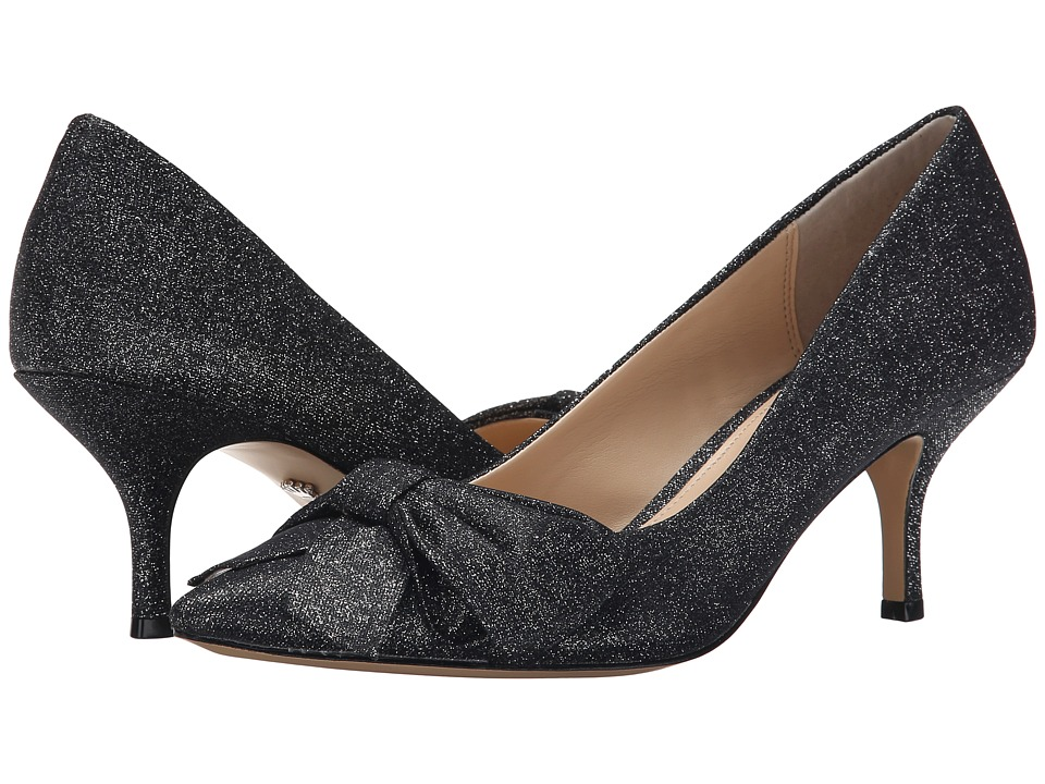 Nina - Bertina (Gunmetal) Women's 1-2 inch heel Shoes
