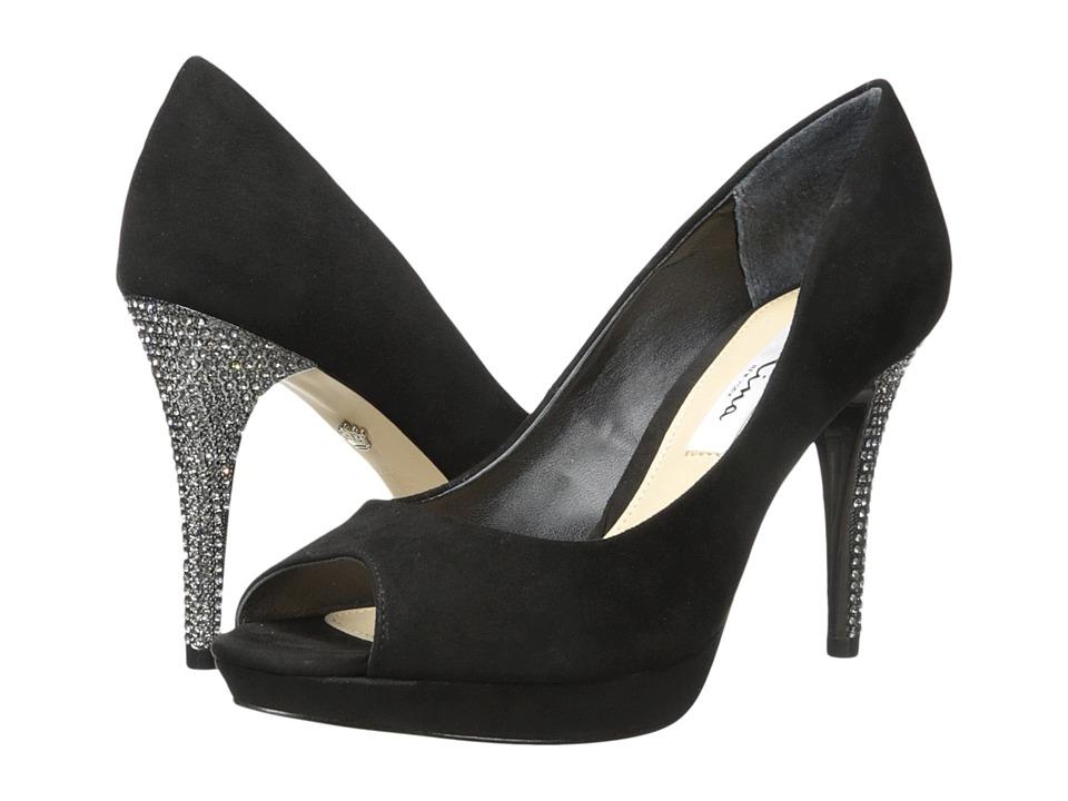 Nina - Fiorah (Black) High Heels