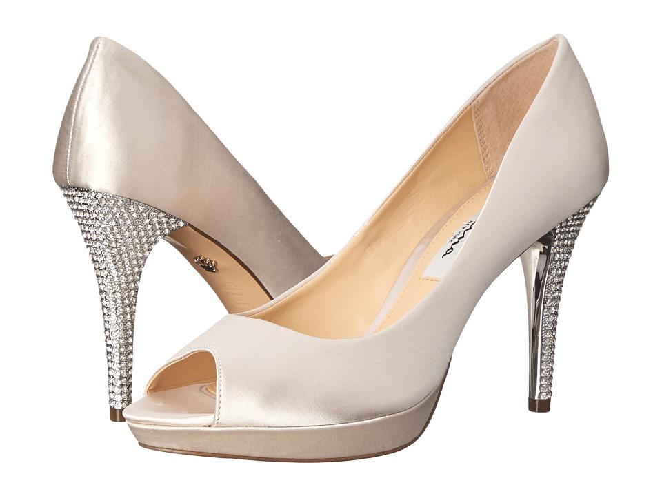 Nina Fiorah (Ivory) High Heels