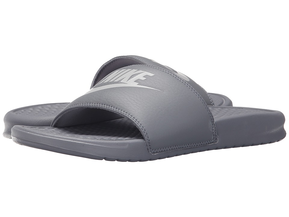 Nike - Benassi JDI Slide (Stealth/Stealth/Pure Platinum) Women's Sandals