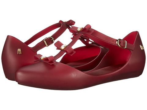 Melissa Shoes - Doris III (Bordeaux) Women