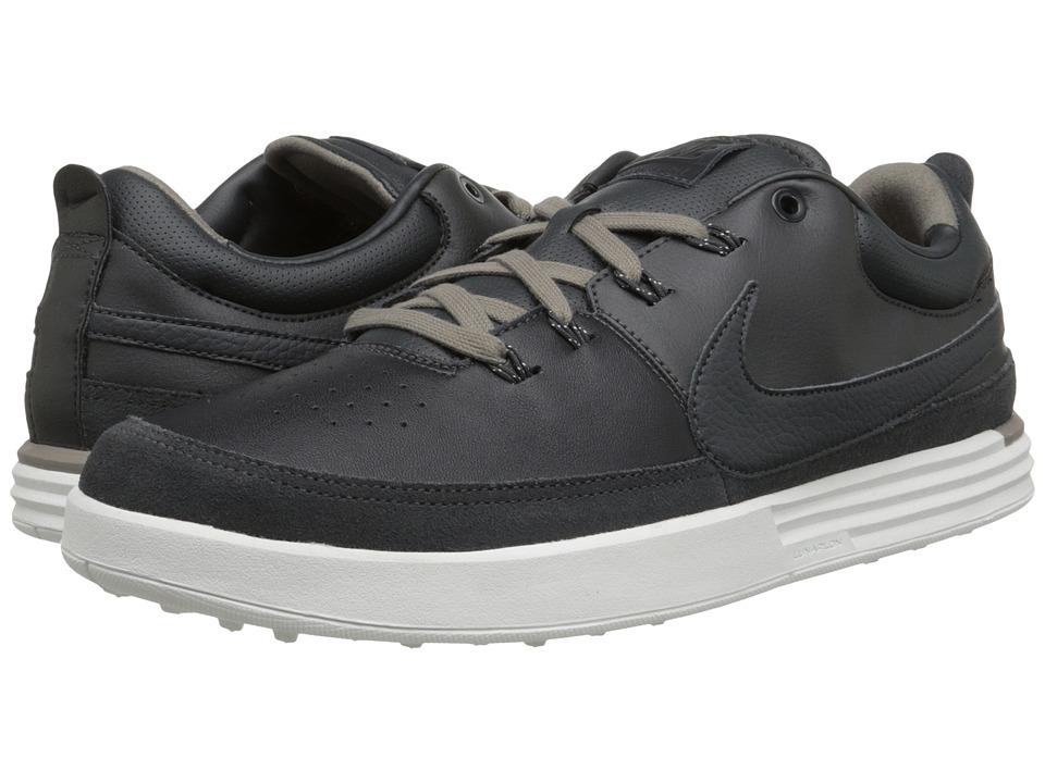 Nike Golf - Lunarwaverly (Anthracite/Summit White/Iron/Anthracite) Men's Golf Shoes