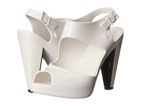 Melissa Shoes - Estrelicia (White) High Heels