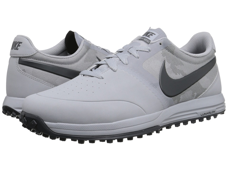 Nike Golf - Lunar Mont Royal (Wolf Grey/Anthracite) Men's Golf Shoes