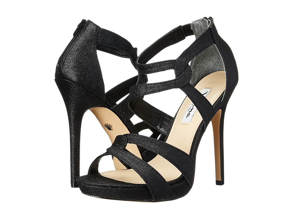 Nina - Franzet (Black) High Heels