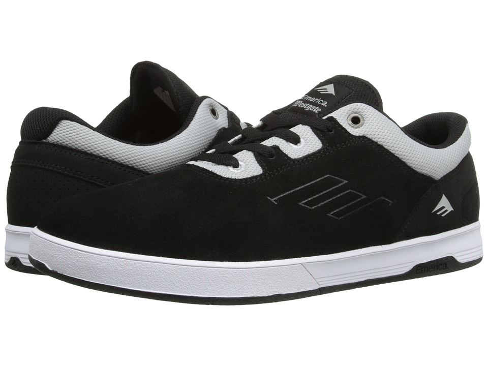 Emerica - The Westgate CC (Black/Grey) Men's Skate Shoes