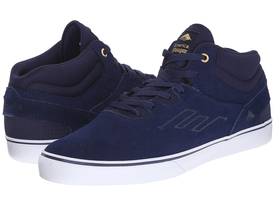 Emerica - The Westgate Mid Vulc (Navy) Men