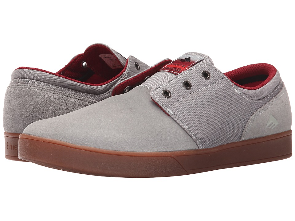 Emerica - The Figueroa (Grey/Gum) Men