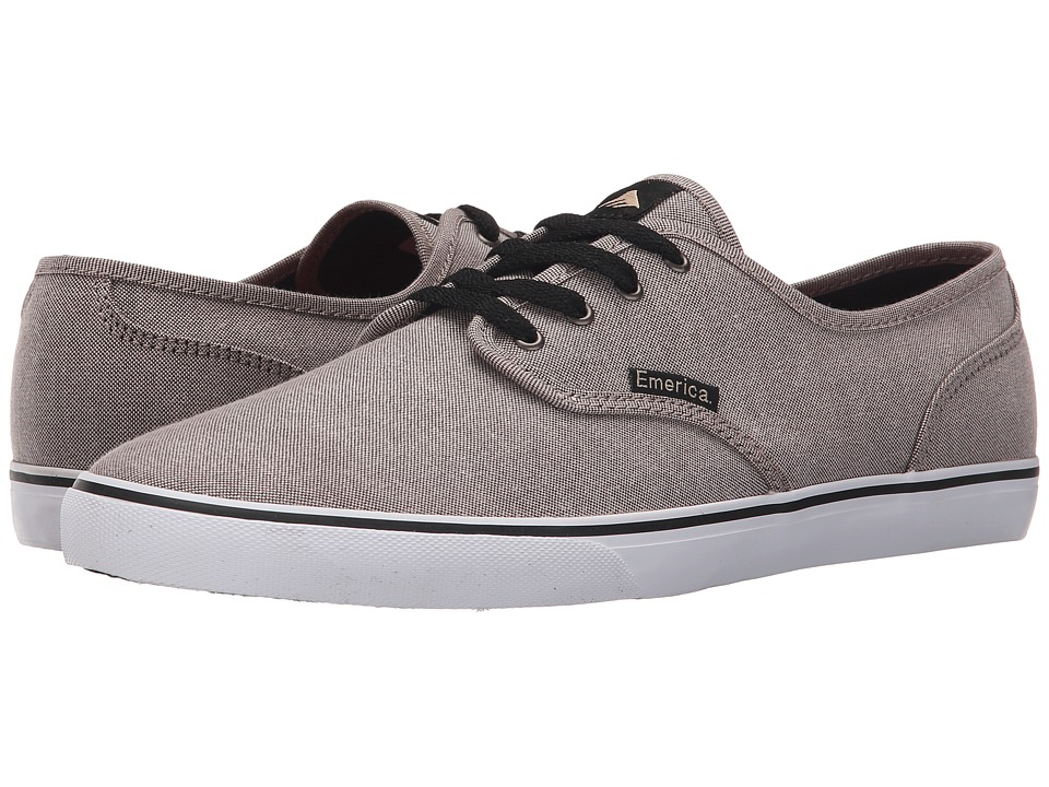 Emerica Wino Cruiser (Brown/Black/White) Men