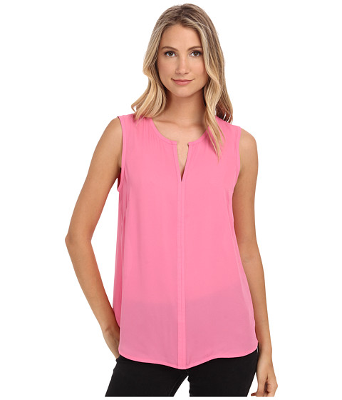 Vince Camuto - Keyhole Blouse (Blossom) Women
