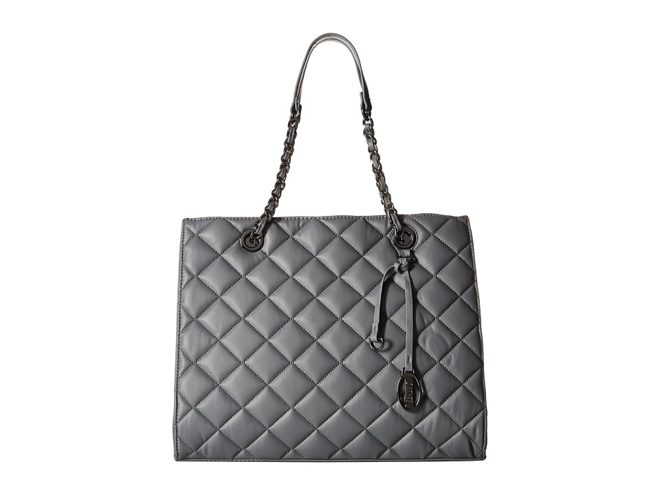 CARLOS by Carlos Santana - East/West Tote (Grey) Tote Handbags