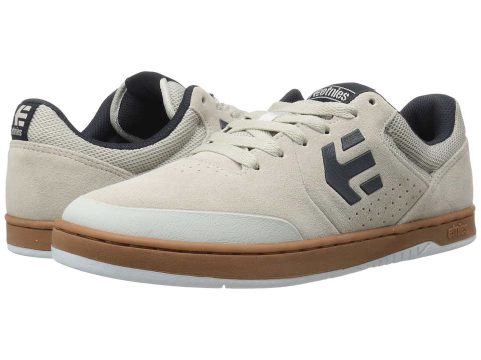 etnies - Marana (White/Navy/Gum) Men