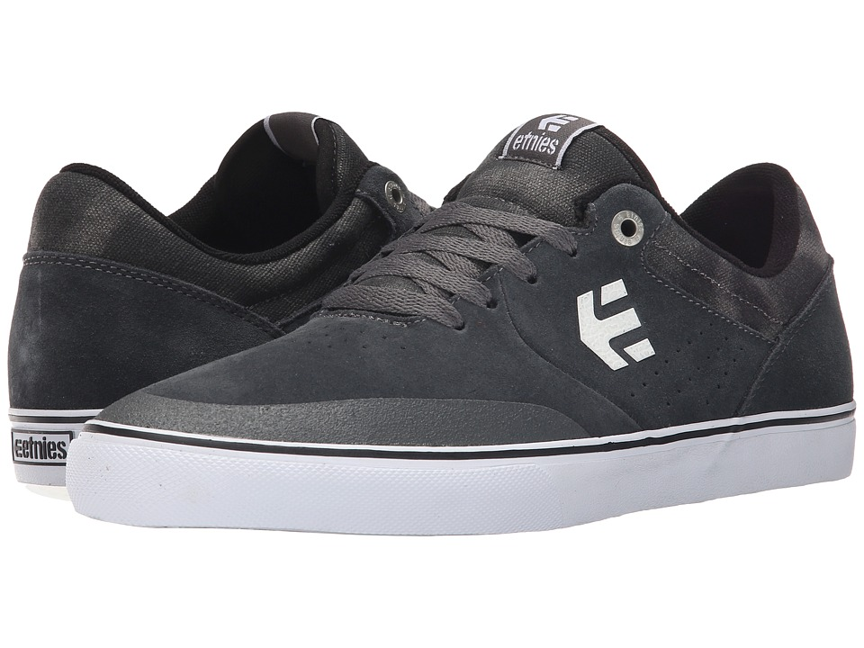 etnies - Marana Vulc (Grey/Grey/Black) Men's Skate Shoes