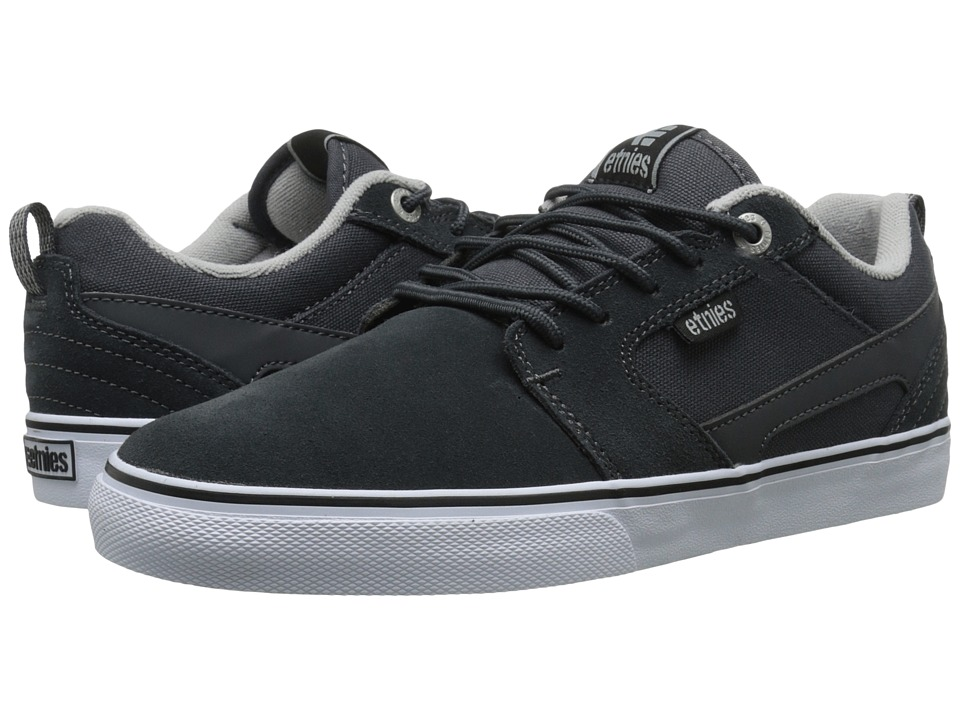 etnies - Rap CT (Dark Grey/Light Grey) Men's Skate Shoes