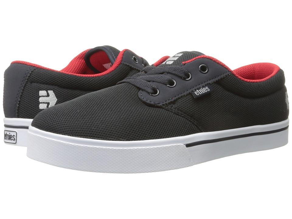 etnies - Jameson 2 Eco (Navy/Red/White) Men's Skate Shoes