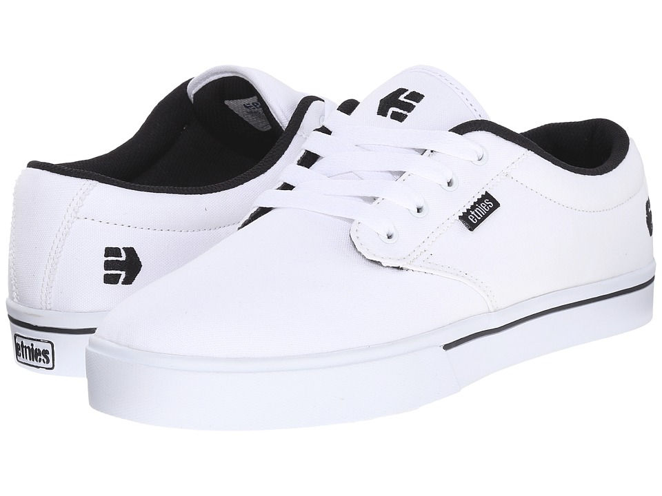 etnies - Jameson 2 Eco (White/Black) Men