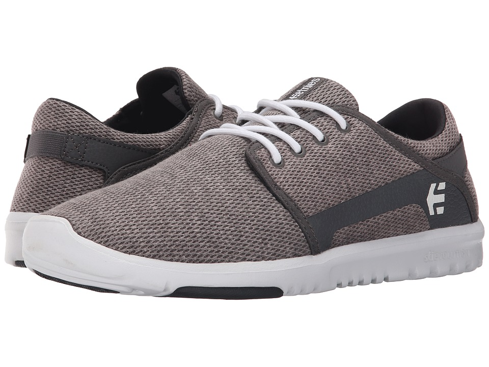 etnies Scout (Grey/White/Navy) Men