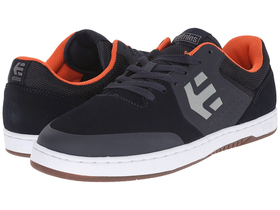 etnies - Marana (Navy) Men's Skate Shoes