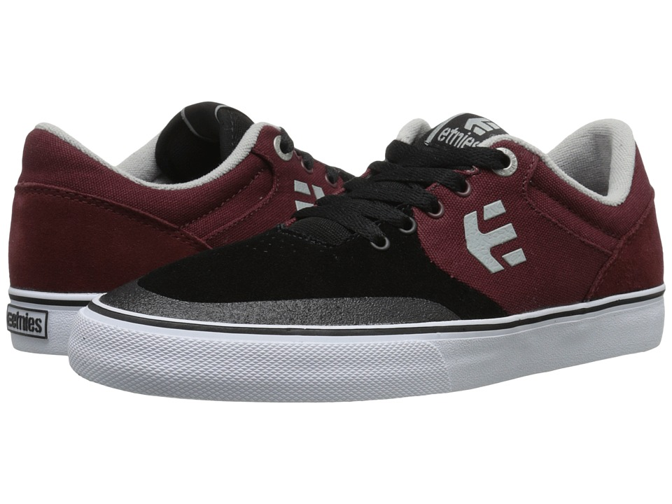 etnies - Marana Vulc (Black/Red) Men