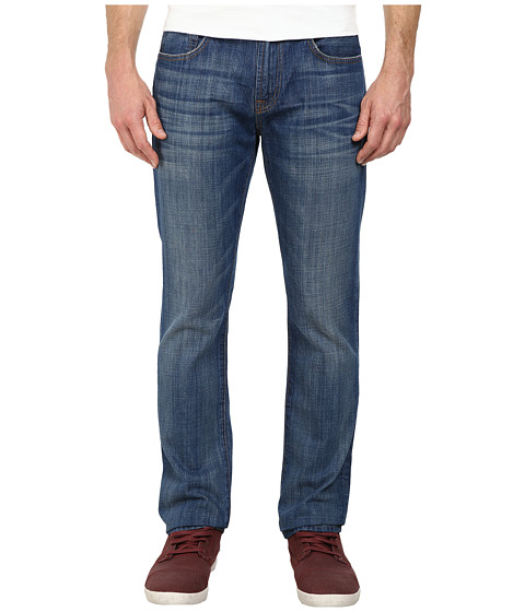 7 For All Mankind - The Straight Jeans in Shaded Sun (Shaded Sun) Men