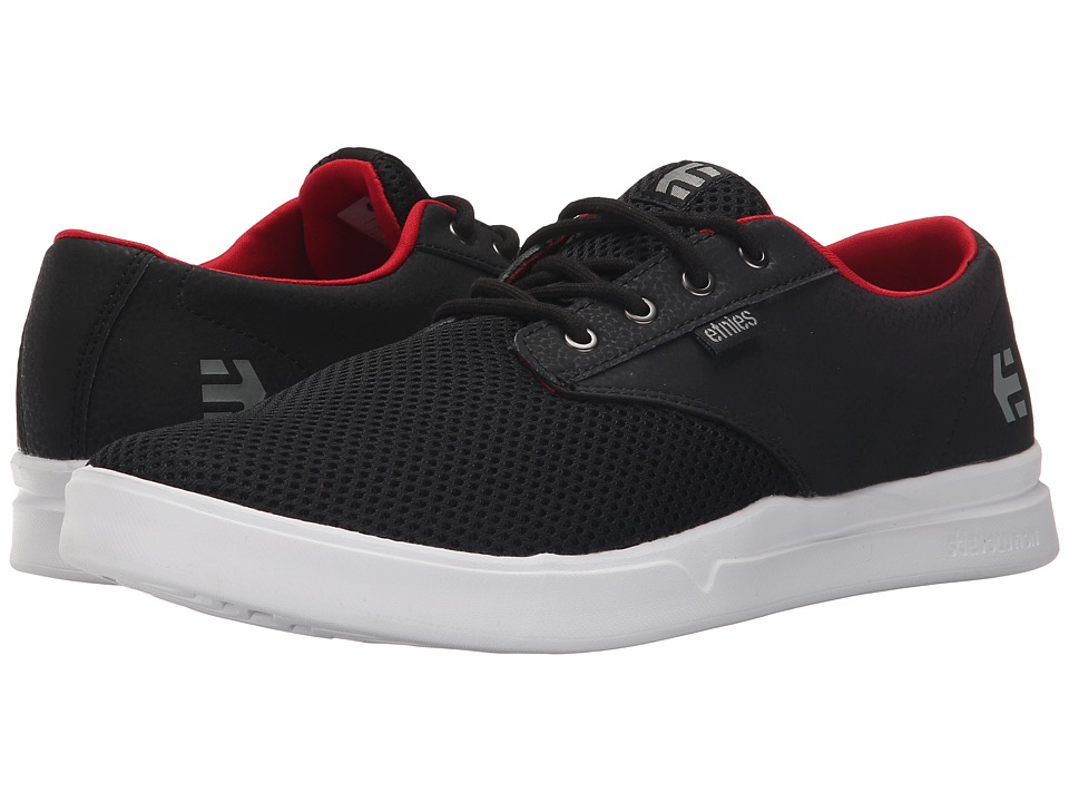 etnies - Jameson SC (Black) Men's Skate Shoes