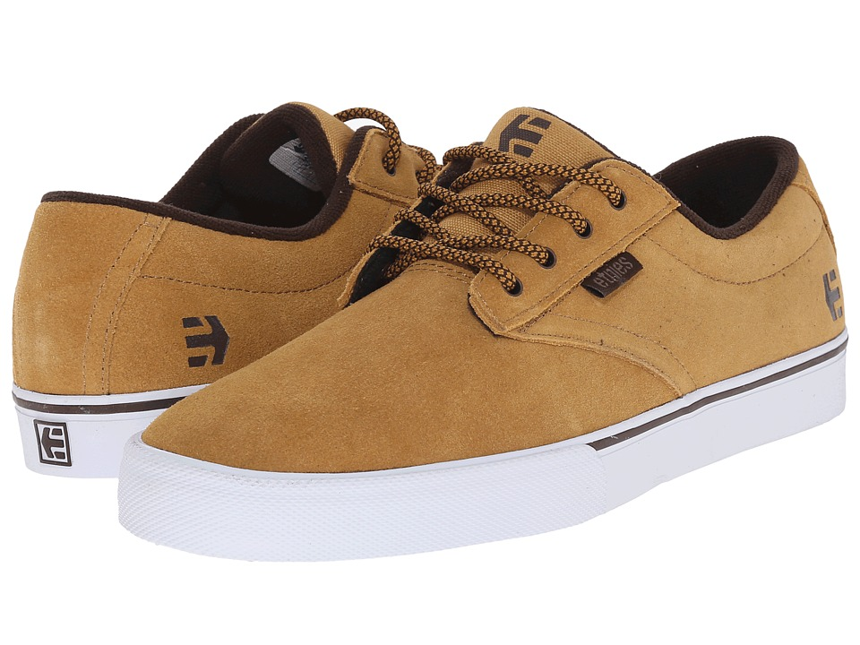 etnies - Jameson Vulc (Tan/Brown/White) Men