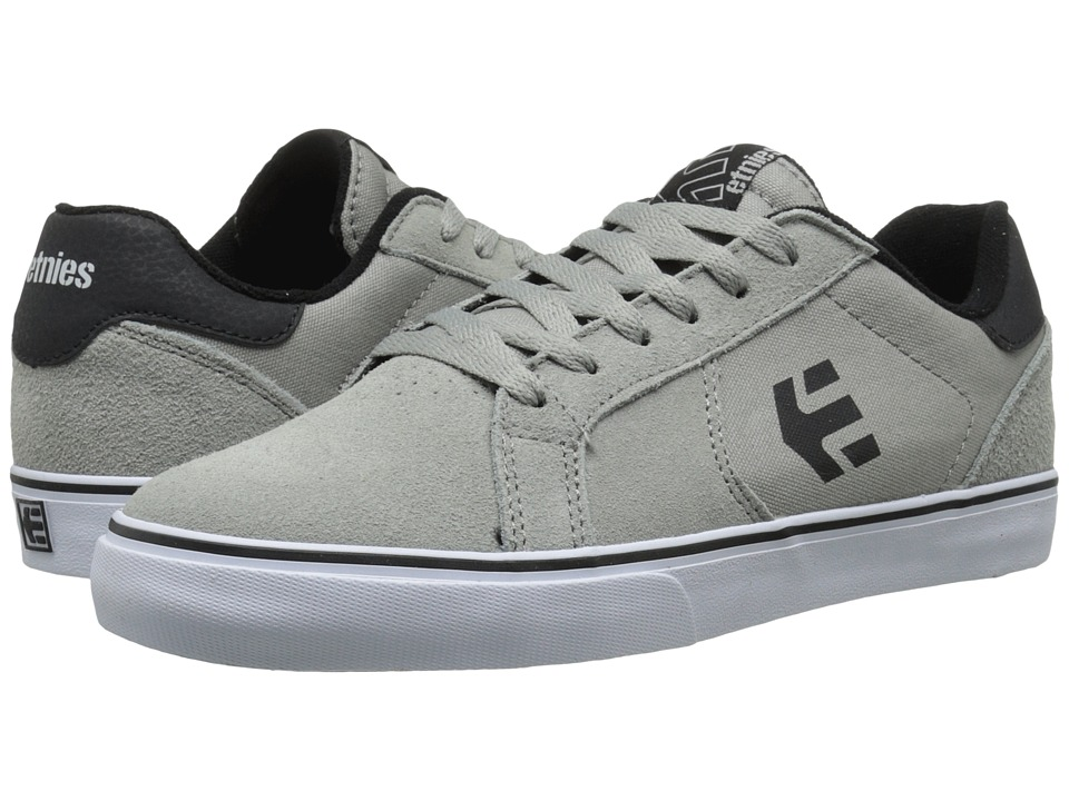 etnies - Fader LS Vulc (Grey) Men
