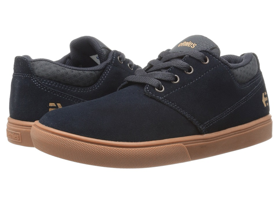etnies - Jameson MT (Navy/Gum/Gold) Men's Skate Shoes