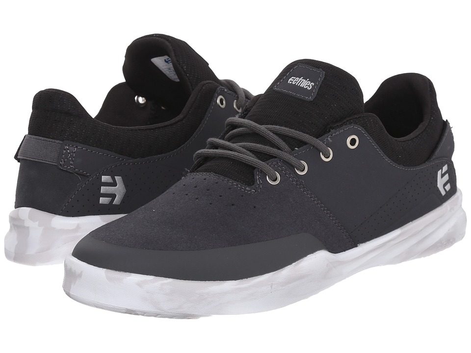 etnies - Highlite (Dark Grey/Black/White) Men's Skate Shoes
