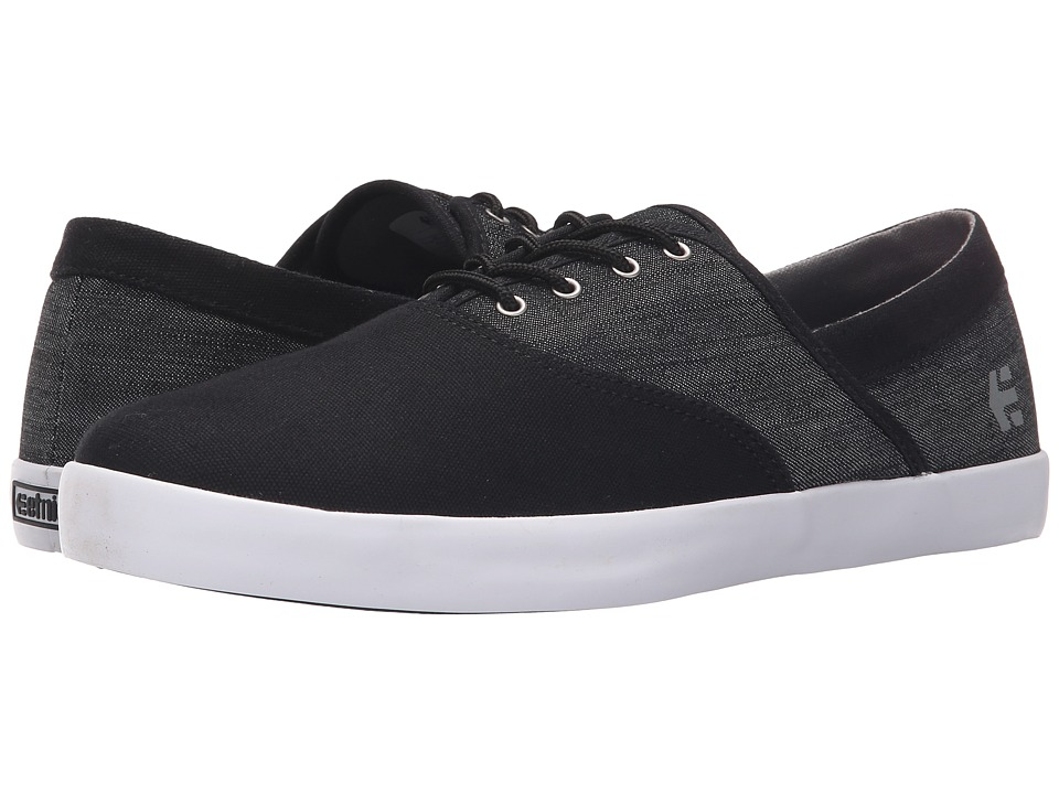 etnies - Corby (Black/Black/White) Men