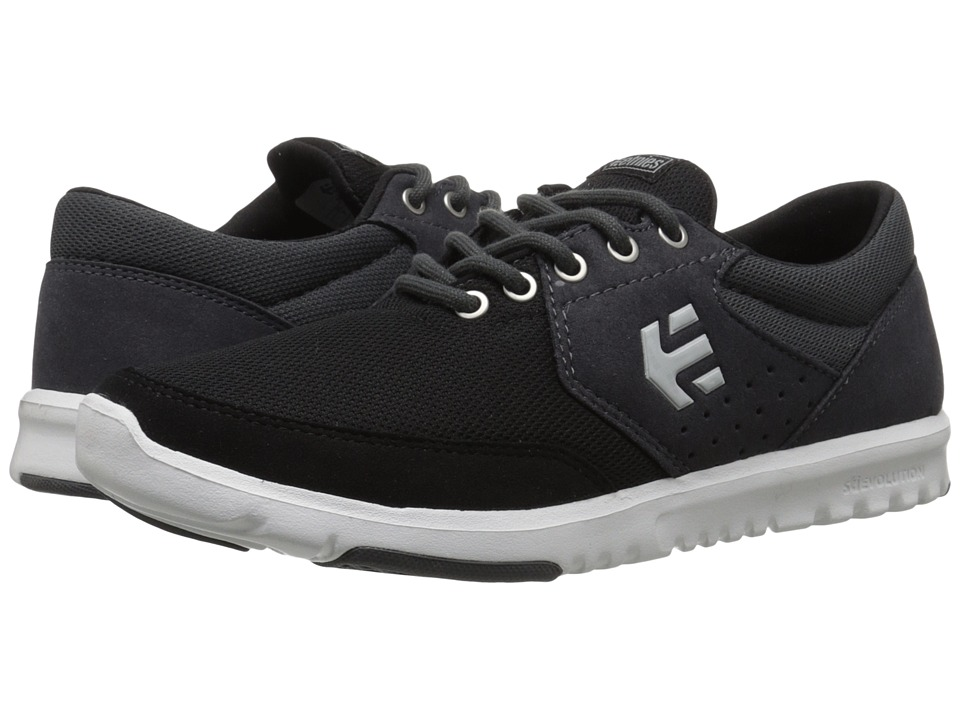 etnies - Marana SC (Black/Dark Grey) Men