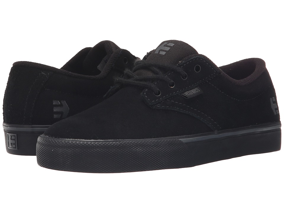 etnies - Jameson Vulc (Black/Black) Men