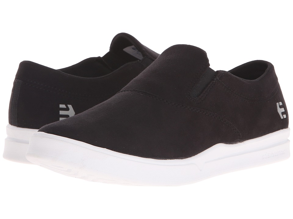 etnies - Corby Slip SC (Black/White) Men