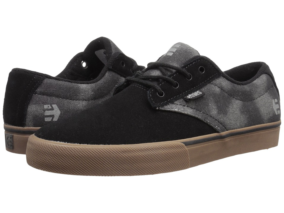 etnies - Jameson Vulc (Black/Gum) Men