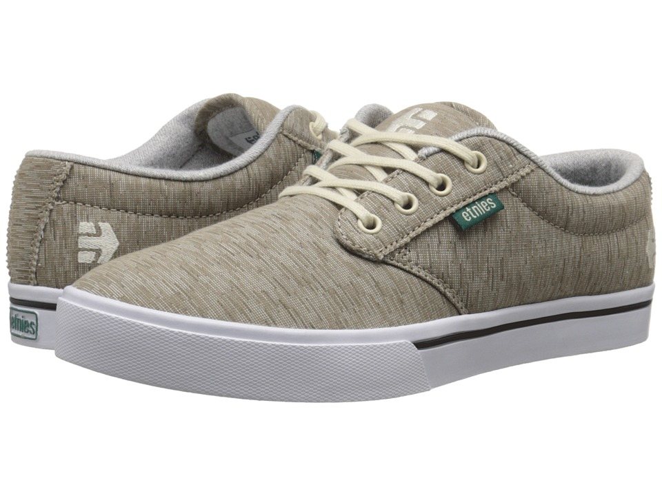 etnies Jameson 2 W (Tan) Women's Skate Shoes. On sale ...