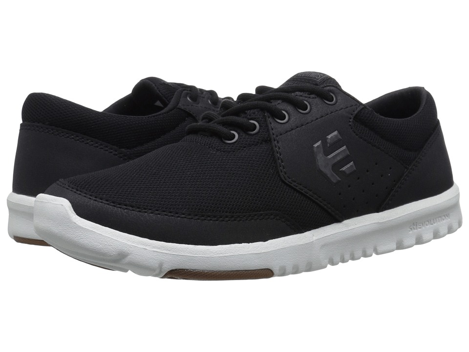 etnies - Marana SC (Black/White/Gum) Men