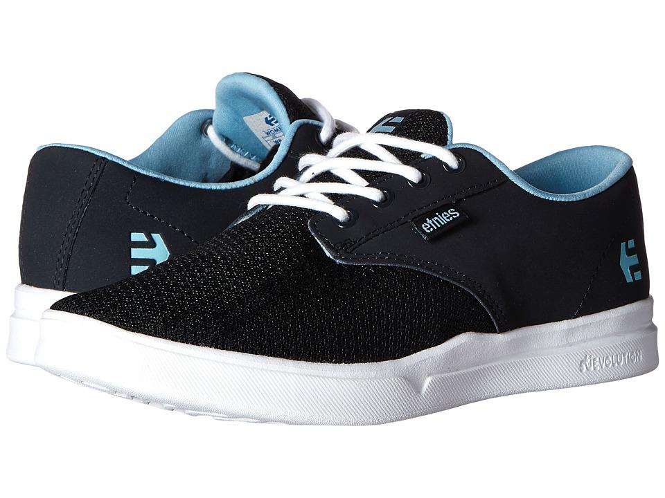 etnies - Jameson SC (Navy/White) Women's Skate Shoes
