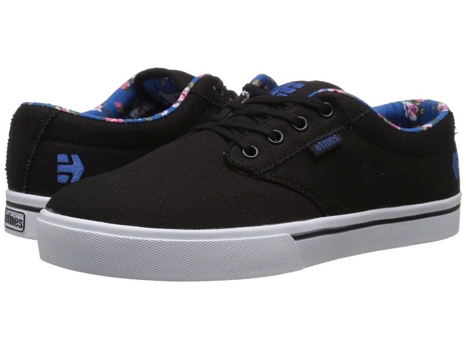 etnies Jameson 2 W (Black/Blue/Black) Women