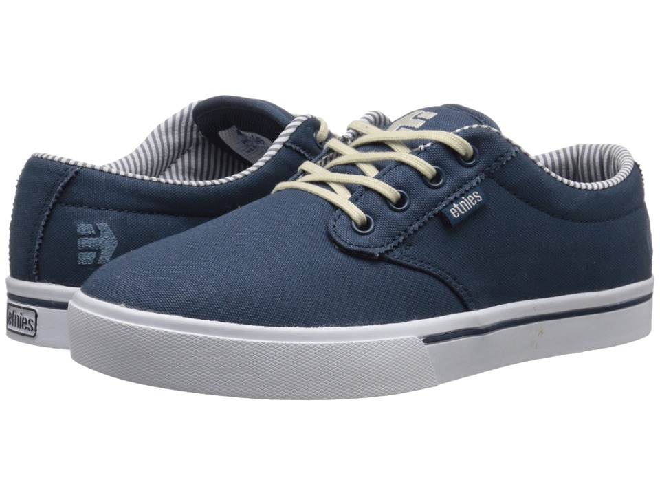 etnies - Jameson 2 W (Blue/White/Gum) Women's Skate Shoes