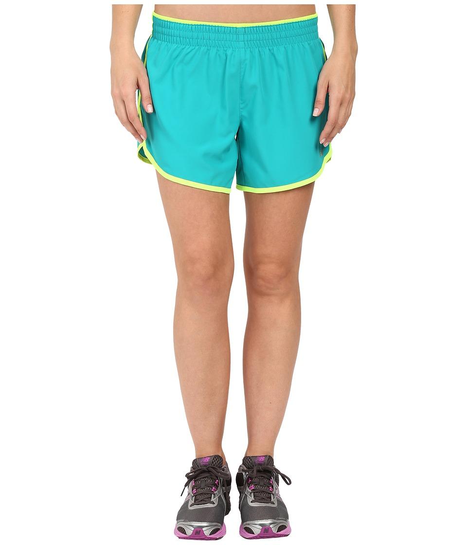 New Balance - Accelerate 5 Short (Galapagos) Women's Shorts