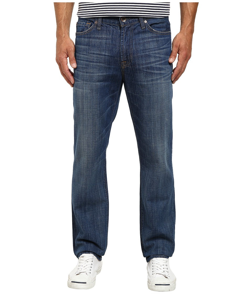 7 For All Mankind - Slimmy Jeans in Shaded Sun (Shaded Sun) Men's Jeans