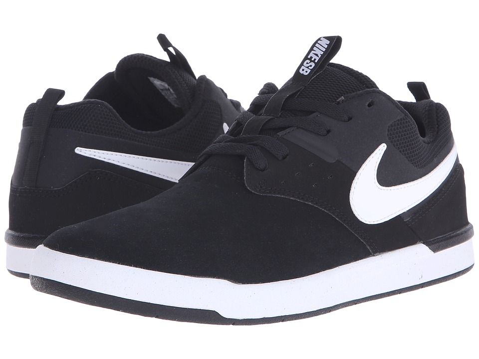 Nike SB - Zoom Ejecta (Black/White) Men's Skate Shoes
