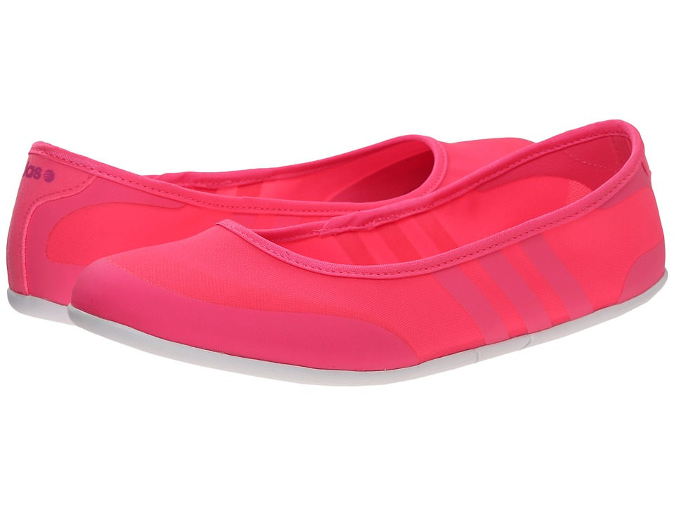 adidas - Sunlina (Solar Pink/Flash Pink) Women's Shoes