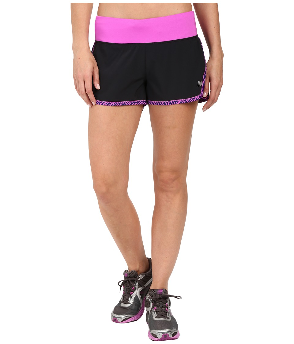 New Balance - Impact 3 Shorts (Urchin) Women's Shorts