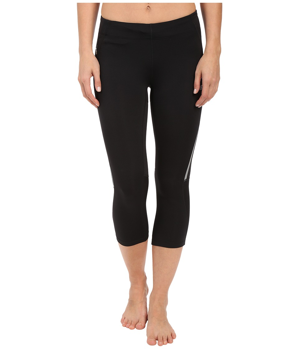 New Balance - Impact Capri Pants (Black) Women's Casual Pants
