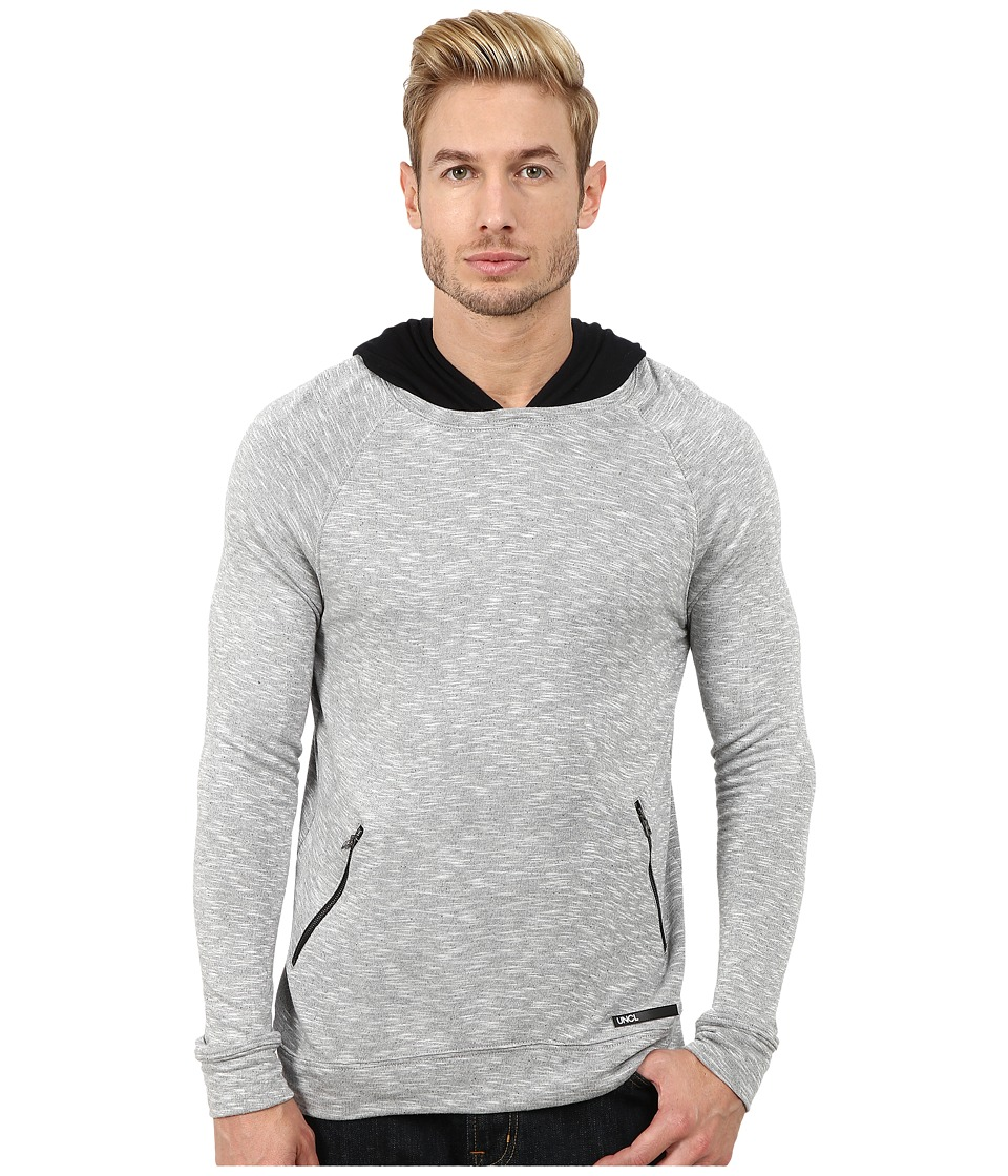 UNCL - Raider Hoodie (Grey) Men's Sweatshirt
