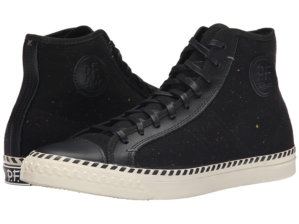 PF Flyers - Rambler Speckled (Black) Men's Shoes